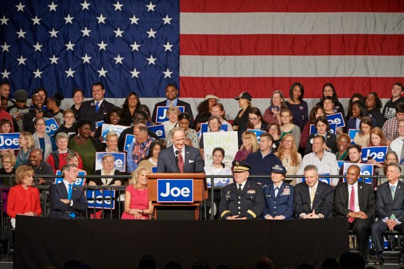 Vice President Joe Biden Jill Welcome Home Wilmington Delaware Politics Jordan Bush Photography_1