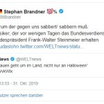Brandner Tweet