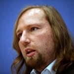 Grüner Fraktionschef im Bundestag Anton Hofreiter