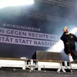 03 09 2018 xkhx Chemnitz Wir sind mehr Aufstehen gegen rechte Hetze Prohekt Chemnitzer Kultureinr