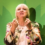 October 7, 2019, Munich, Bavaria, Germany: CLAUDIA ROTH of the Green Party and one of the Bundestag Vice Presidents. Ori