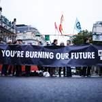 October 7, 2019, London, United Kingdom: Members of climate change activist group Extinction Rebellion (XR) demonstrate