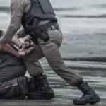 polizei-verhaftung