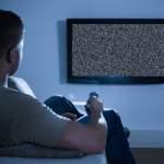 Fernseher, TV, kaputt