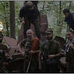 Масхадов Хангошвили и члены бандгруппы 8