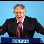 . 13/12/2019. London, United Kingdom. Conservative Party Campaign Event. QEII Centre. British Prime Minister, Boris John