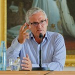 Peter FREY Journalist und ZDF Chefredakteur Sommertagung Politischer Club Evangelische Akademie