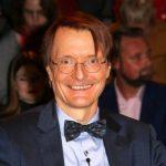 Karl Lauterbach zu Gast in der M Lanz ZDF Talkshow am 23 10 2018 in Hamburg M Lanz ZDF Talkshow