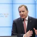 statsminister Stefan Löfven, Socialdemokraterna (S) EU-politisk partiledardebatt i riksdagen. Stockholm. 2019-11-13 (c)
