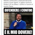 Matteo Salvini (Bild: Twitter)