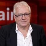Karlheinz Endruschat in der ARD Talkshow hart aber fair im WDR Fernsehstudio A Köln 27 08 2018 **