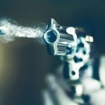 Pistole, Waffe