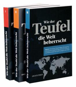 Wie der Teufel die Welt beherrscht - Band 1-3 - Kopp Verlag 50,50 Euro