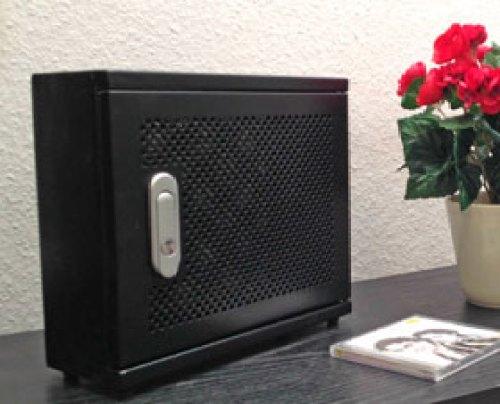 LR 500 Luftreiniger für Räume bis ca. 65m2 oder ca. 170m3 - Kopp Verlag 360,00 Euro