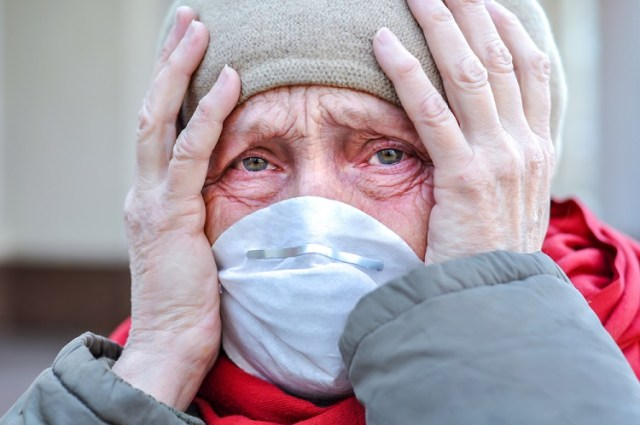 Symbol der Angst (Bild: shutterstock.com/Von Alonafoto)