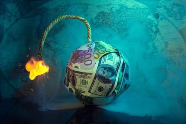 Verschuldung (Bild: shutterstock.com/Von Erkipauk)