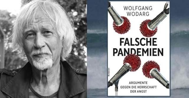 Wolfgang Wodarg / Falsche Pandemie (Bild: Wolfgang Wodarg / Rubikon)