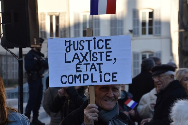 Protest (Bild: shutterstock.com/G Von GERARD BOTTINO)