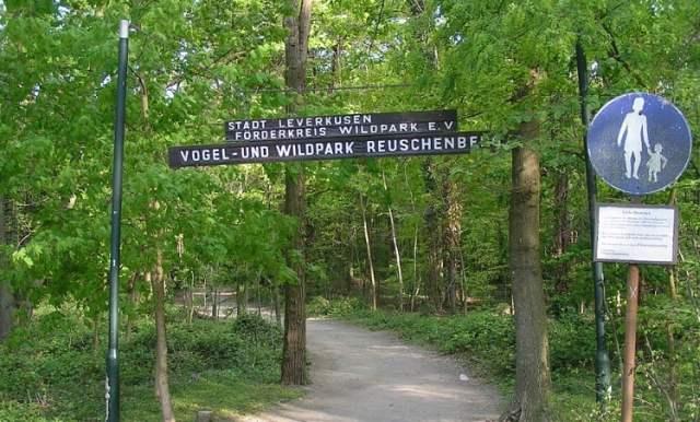 Wildtierpark Reuschenberg (Bild: Thomas Hermes; siehe Link; CC BY 2.5)