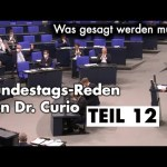 Unbequeme Wahrheiten im Bundestag – Teil 12 | Dr. Gottfried Curio; Bild: Startbild Youtube