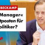 """""""City-Manager"""" als CDU-Restposten? – Roger Beckamp (AfD); Bild: Startbild Youtube"""