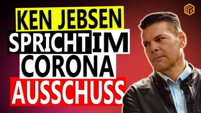 Ken Jebsen über die Zensur der Freien Medien; Bild: Startbild Youtube
