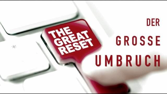 Nein zum Great Reset - Deine Freiheit gehört Dir; Bild; Startbild Youtube