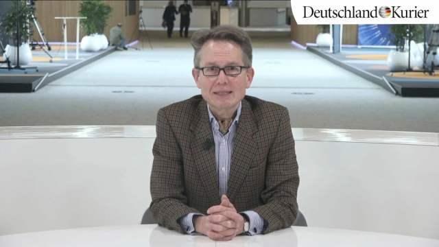 Die heimliche Steuererhöhung   Gunnar Beck; Bild: Startbild Youtube