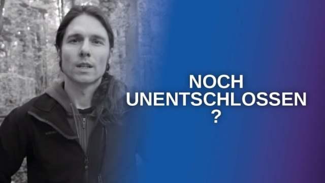 Sachliche Aufklärung für die eigene Entscheidung; Bild: Startbild Youtube Klagepaten