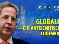 """Maaßen erklärt Antisemitismus-Vorwürfe: """"Sie möchten nicht, dass ich in den Bundestag komme""""; Bild: Startbild Youtube"""