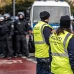 Bremen,,Germany,-,05.12.20:,Communication,Team,Of,The,German,Police