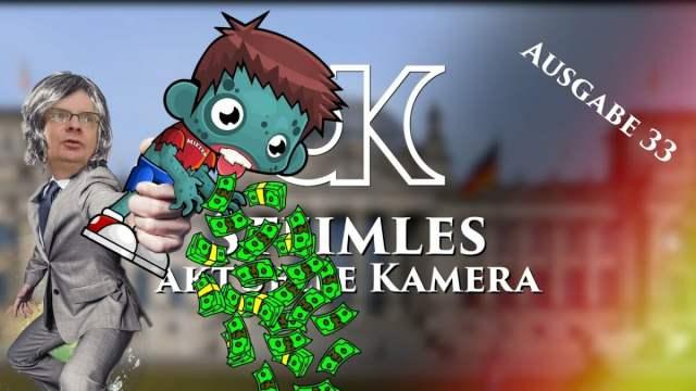 Steimles Aktuelle Kamera / Ausgabe 33; Bild: Startbild Youtubevideo Steimles Welt