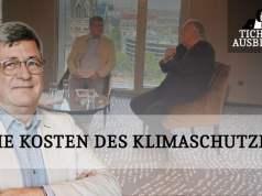 """Tichys Ausblick - """"Die Kosten des Klimaschutzes""""; Bild: Startbild Youtubevideo TV.Berlin - Der Hauptstadtsender"""