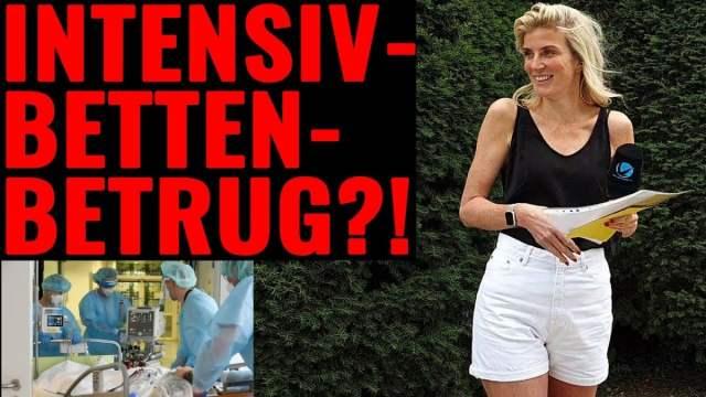 Bettenbetrug und falsche PCR-Tests?! (Straßenumfrage); Bild: Startbild Youtubevideo Große Freiheit TV
