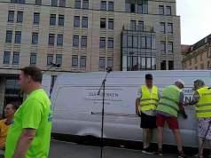 Querdenken Demo in Dresden; Bild: Startbild Youtubevideo Querdenken351