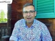 Buntland Deutschland: Gerald Grosz wundert sich keineswegs...; Bild: Startbild Youtubevideo DK