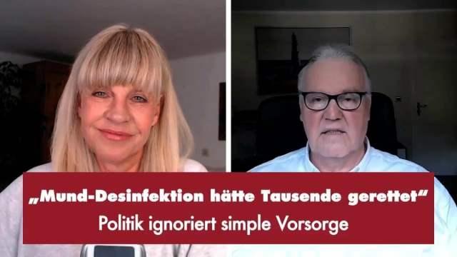 Punkt.PRERADOVIC mit Prof. Dr. Klaus-Dieter Zastrow; Bild: Starbild Youtube