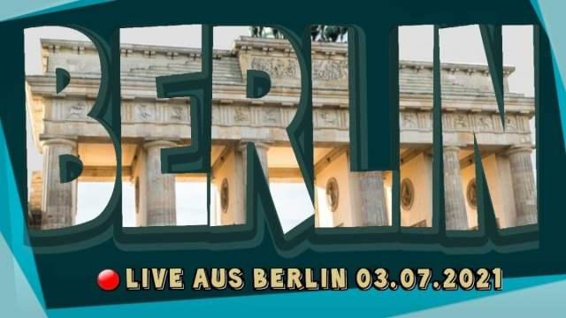 Live aus Berlin; Bild: Startbild Youtube Ehrenfrau TV