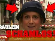 RTL-Reporterin blamiert sich auf Kosten der Flutopfer!; Bild: Startbild Youtubevideo Tim Kellner