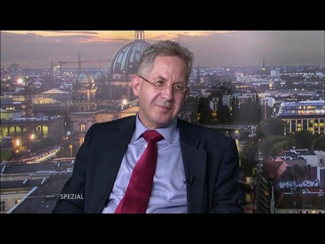 Hans-Georg Maaßen über die Angriffe gegen ihn, seine Gedanken, Ideen und politischen Pläne; Bild: Startbild Youtube TV.Berlin - Der Hauptstadtsender