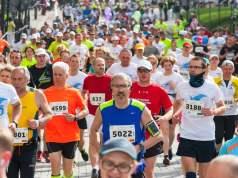 Marathon (Symbolbild: shutterstock.com/ Von Dziewul)