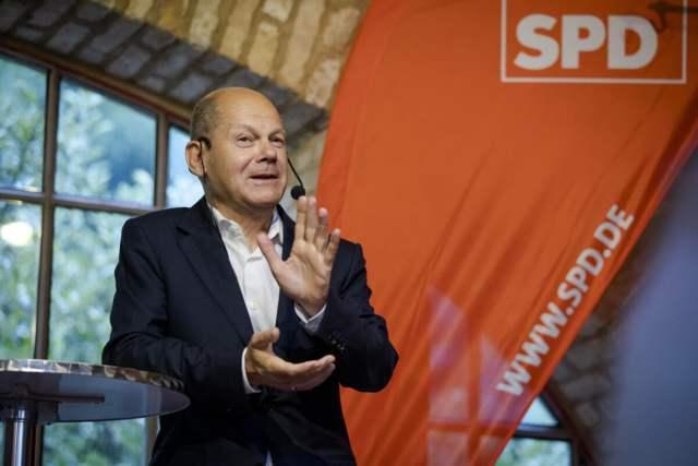 Olaf Scholz (Foto: Imago)