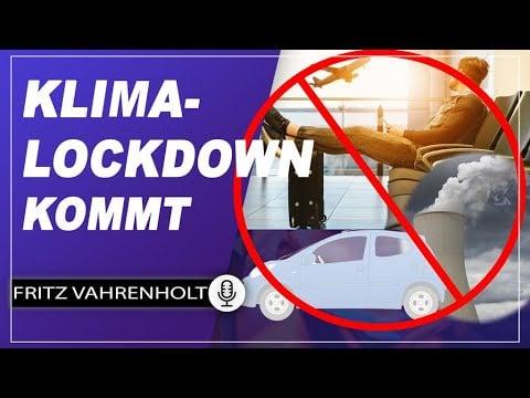 Nach dem Lockdown ist vor dem Lockdown - Prof. Fritz Vahrenholt im Interview; Bild: Startbild Youtubevideo Argumentorik: Menschen Überzeugen mit Wlad
