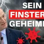 Corona-Wahnsinn: Jens Spahn rutscht die Wahrheit raus; Bild: Startbild Youtubevideo Martin Wehrle
