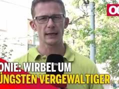 Österreich: Leonie - Wirbel um jüngsten Vergewaltiger; Bild: Startbild Youtubevideo OE24.tv