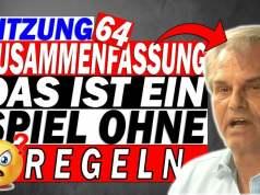 """Dr. Füllmich: """"DAS ist FASCHISMUS PUR!""""; Bild: Startbild Youtubevideo Menthur"""