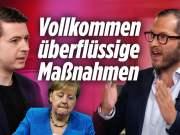 Der Staat hat kein Recht mehr, zu regulieren, wie wir leben   Kommentar Julian Reichelt; Bild: Startbild Youtubevideo Bild