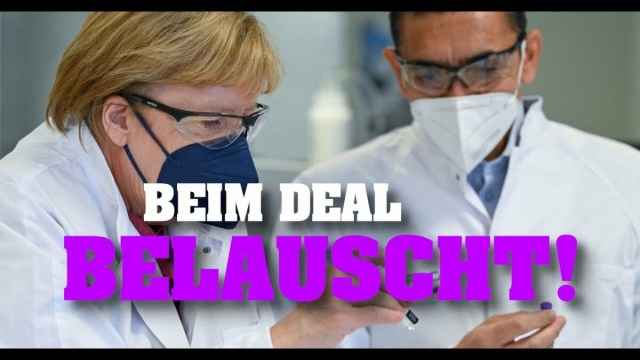 Die Wahrheit! Merkel heimlich abgehört!; Bild: Startbild Youtubevideo Tim Kellner