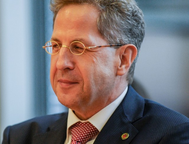 Hans-Georg Maaßen (Bild: shutterstock.com/ Von photocosmos1)