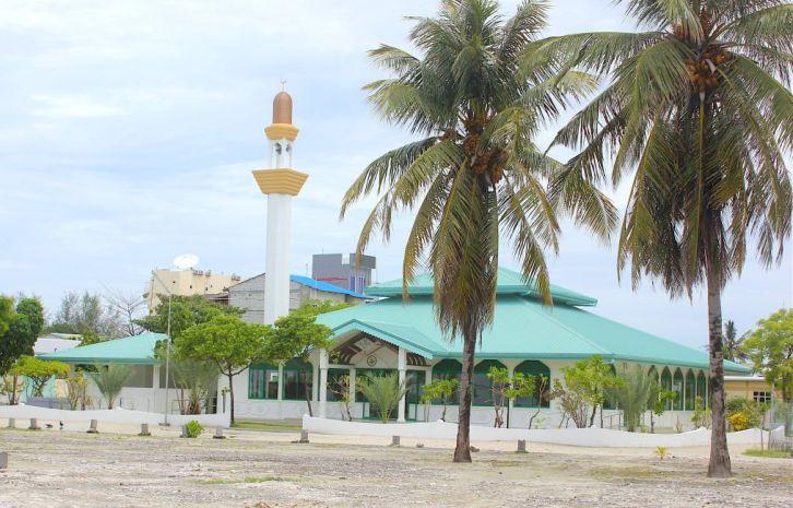 mosque-maldives